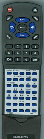 SONY A-1097-232-A RMTCA50 Custom Built Redi Remote