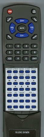 SONY A-1108-465-A RMSC30 Custom Built Redi Remote