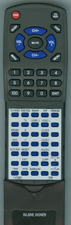 SONY A-1470-925-A RM772 Custom Built Redi Remote