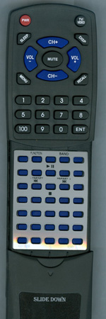 SONY A-3013-955-A RMTCS200A Custom Built Redi Remote