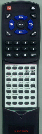 SONY 1-693-156-11 RMY114 Custom Built Redi Remote