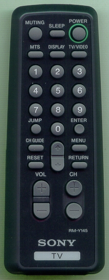 SONY 1-475-093-21 RMY145 Refurbished Genuine OEM Original Remote