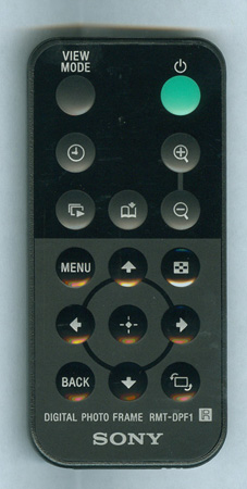 SONY 1-480-757-11 RMT-DPF1 Genuine OEM original Remote