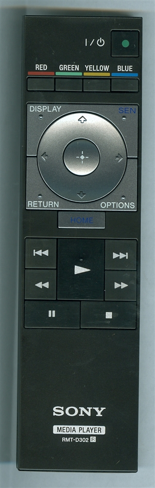 SONY 1-489-907-12 RMT-D302 Genuine OEM original Remote