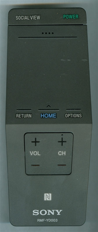 SONY 1-492-758-11 RMF-YD003 Genuine OEM original Remote