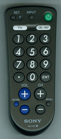 SONY RMEZ4 Genuine OEM original Remote