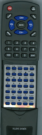 SONY 1-475-638-21 RMSF250AV Custom Built Redi Remote