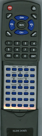 SONY 1-477-110-21 RMX118 Custom Built Redi Remote