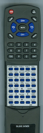 SONY 1-478-634-11 RM-PG413 Custom Built Redi Remote