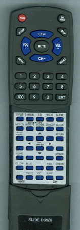 SONY 1-489-479-11 RM-YD059 Custom Built Redi Remote