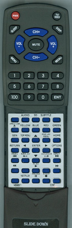SONY 1-489-969-11 RMTB122A Custom Built Redi Remote