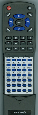SONY 1-490-009-11 RM-YD075 Custom Built Redi Remote