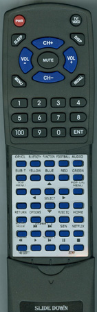 SONY 1-491-939-11 RM-ADP089 Custom Built Redi Remote