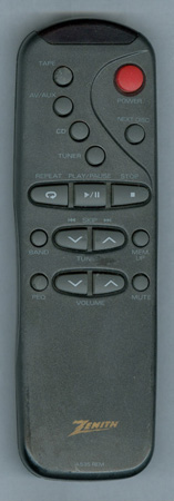 SOUNDESIGN A535REM A535REM Genuine  OEM original Remote