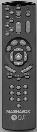 STARSIGHT CB1500 Genuine  OEM original Remote
