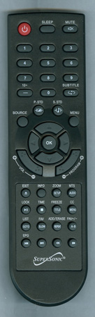 SUPERSONIC SC190L Genuine OEM original Remote