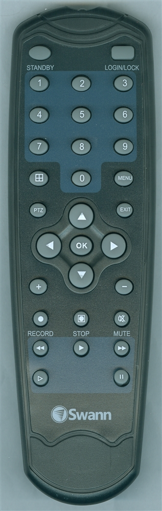 SWANN N3960 Genuine OEM original Remote