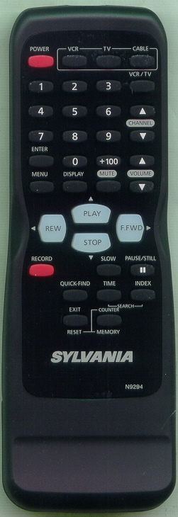 SYLVANIA N9294UD N9294 Refurbished Genuine OEM Original Remote