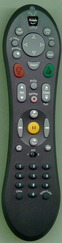 TIVO C00034 Genuine  OEM original Remote