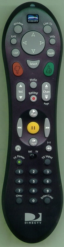 TIVO C00050 BLACK Refurbished Genuine OEM Original Remote