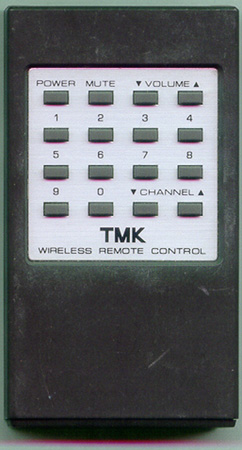 TMK RC19 RC19 Genuine  OEM original Remote