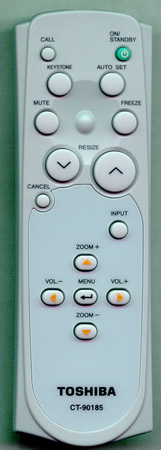 TOSHIBA 23306532 CT90185 Genuine OEM original Remote