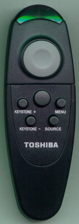 TOSHIBA 590-0389-00 Genuine  OEM original Remote