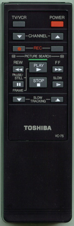 TOSHIBA 70148225 Genuine OEM original Remote