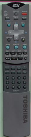 TOSHIBA 79070220 SER3107 Genuine OEM original Remote