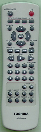 TOSHIBA 79097360 SER0069 Genuine  OEM original Remote