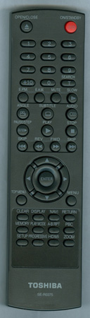 TOSHIBA AH700793 SER0375 Genuine  OEM original Remote
