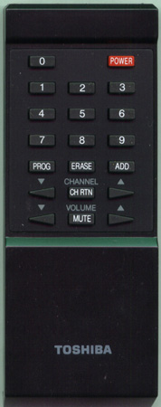TOSHIBA AZ639018 Genuine  OEM original Remote