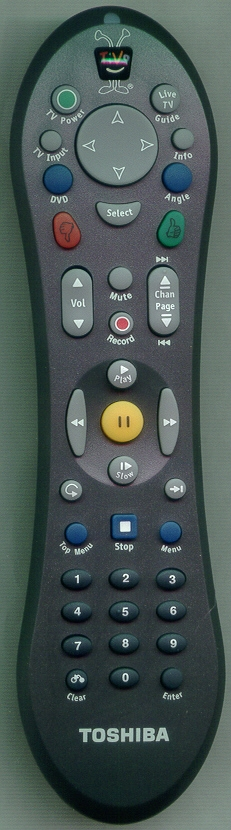 TOSHIBA AH801151 Genuine  OEM original Remote