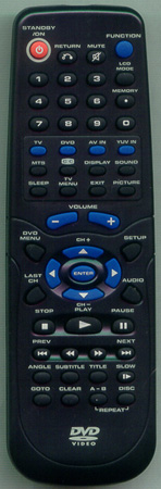 TRUTECH PVS31170S1 Genuine OEM original Remote