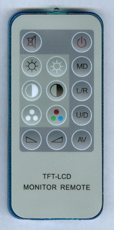 TVIEW T1043IR Genuine  OEM original Remote