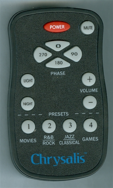 VELODYNE 79-023 Genuine OEM original Remote