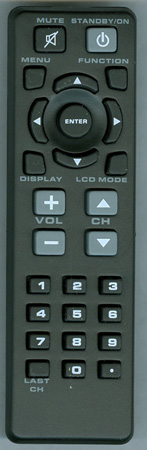 VENTURER PLV16100 Genuine OEM original Remote