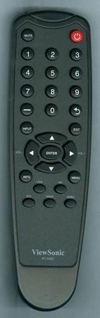 VIEWSONIC A-00008628 RCSQ02 Genuine OEM original Remote