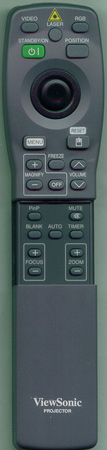 VIEWSONIC MS-0808-2556 Genuine  OEM original Remote