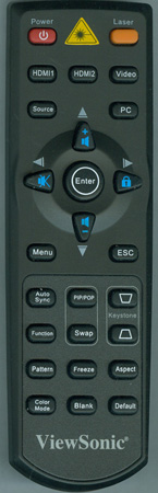 VIEWSONIC A-00009294 Genuine  OEM original Remote