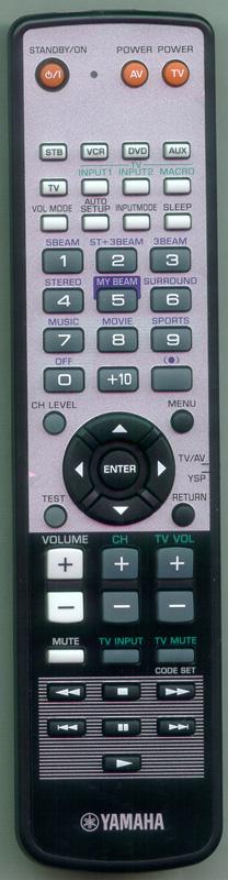 YAMAHA WJ210600 WJ21060 Genuine OEM Original Remote