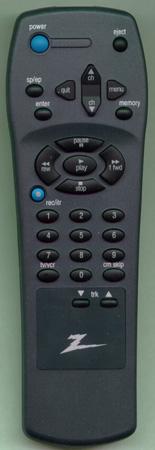 ZENITH 924-10031 SC4112 Genuine  OEM original Remote