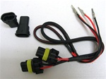 HID H11 harness power wire (one pair)