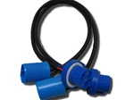 9007 HID extension harness (one pair)