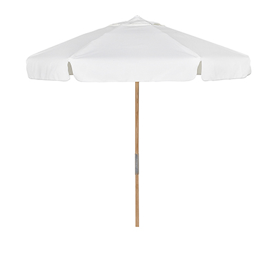 7.5 Foot Beach Umbrella - Ash Pole
