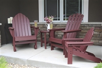 King Size Deluxe Adirondack Chair