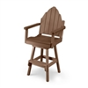 Adirondack Counter Height Chair with Swivel