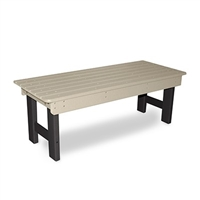"36"" Backless Bench with Flat Seat"