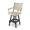 Bar Height Capri Chair with Swivel