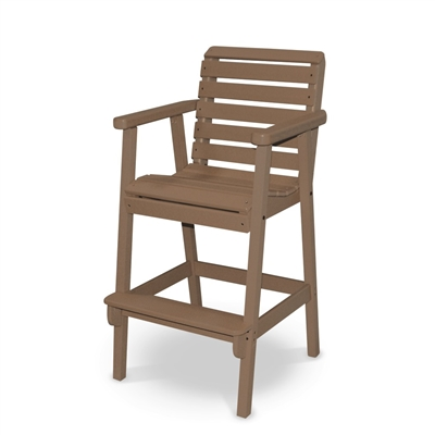 Bar Height Garden Chair